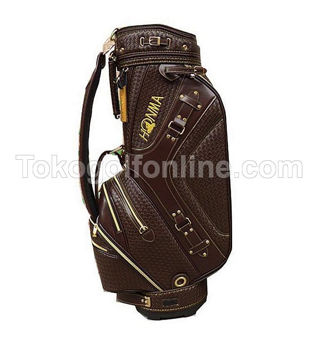 New Golf bag Honma 2019 PU Brown