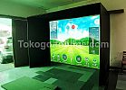 Golf Enclosure Standart Package